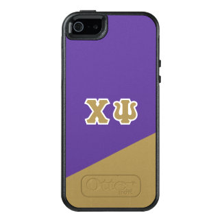 Chi Psi | Greek Letters OtterBox iPhone 5/5s/SE Case