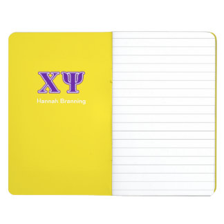 Chi Psi Purple Letters Journal