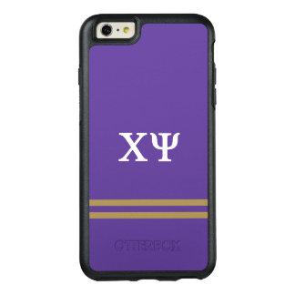 Chi Psi   Sport Stripe OtterBox iPhone 6/6s Plus Case