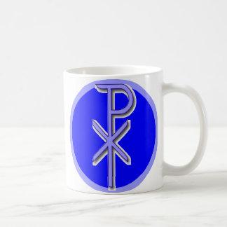 CHI-RHO Christ Mug