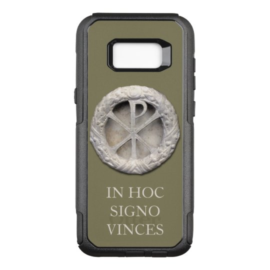 Chi Rho OtterBox Commuter Samsung Galaxy S8+ Case