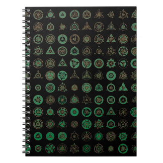 Chi-Yo Green Journals