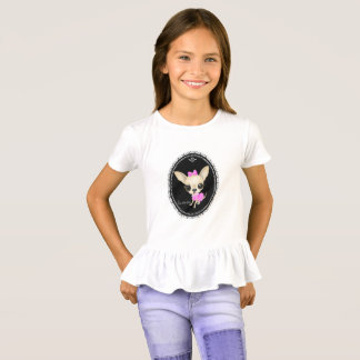 Chi Yum Yum Childrens Peplum Shirt