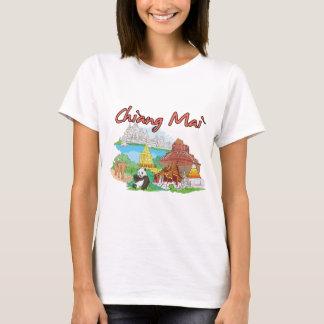 Chiang Mai, Thailand Famous City T-Shirt