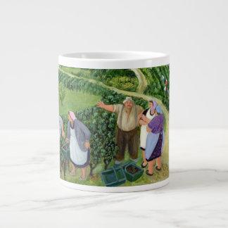 Chianti Classico Villa Trasqua Large Coffee Mug