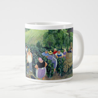 Chianti Landscape Large Coffee Mug