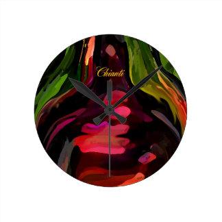 CHIANTI WALL CLOCK