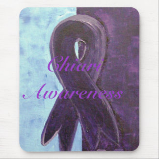 Chiari Awareness Mouse Mat