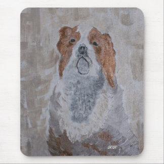 Chiari Dog Mouse Pad