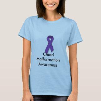 Chiari Malformation Awareness T-Shirt