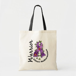 Chiari Malformation Warrior 15 Tote Bag