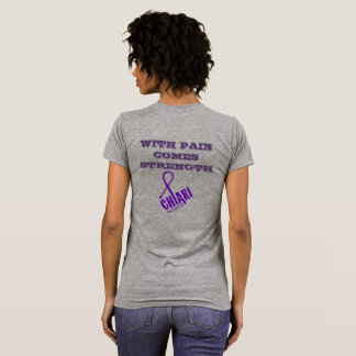 Chiari With Pain Comes Strength T-Shirt