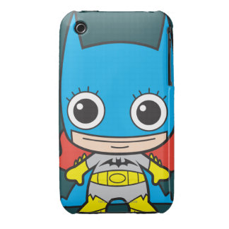 Chibi Batgirl iPhone 3 Cases