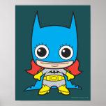 Chibi Batgirl Print