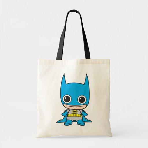 Chibi Batman Tote Bag