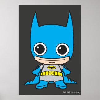 Chibi Batman Poster