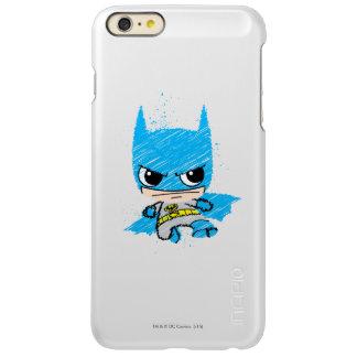 Chibi Batman Sketch iPhone 6 Plus Case