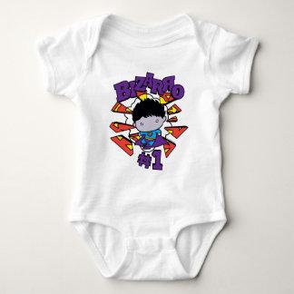 Chibi Bizarro #1 Baby Bodysuit
