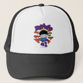 Chibi Bizarro #1 Trucker Hat