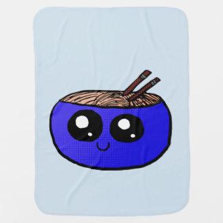 Chibi Bowl of Noodles Blanket