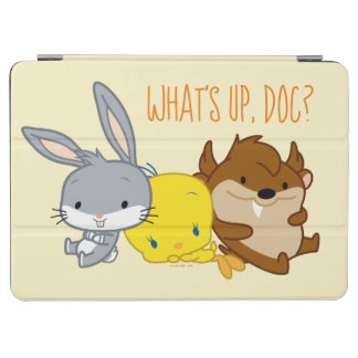 Chibi BUGS BUNNY™, TWEETY™, & TAZ™ iPad Air Cover