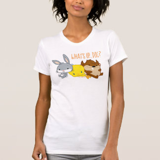 Chibi BUGS BUNNY™, TWEETY™, & TAZ™ T-Shirt