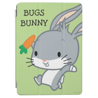 Chibi BUGS BUNNY™ With Carrot iPad Air Cover