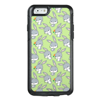 Chibi BUGS BUNNY™ With Carrot OtterBox iPhone 6/6s Case