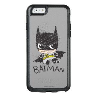 Chibi Classic Batman Sketch OtterBox iPhone 6/6s Case