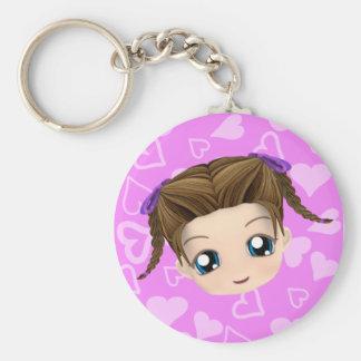 Chibi Cutie Keychain