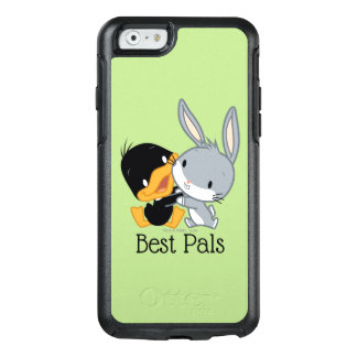 Chibi DAFFY DUCK™ & BUGS BUNNY™ OtterBox iPhone 6/6s Case