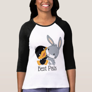 Chibi DAFFY DUCK™ & BUGS BUNNY™ T-Shirt