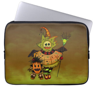 CHIBI DOLLS MONSTERS SLEEVE 13 INCHES LAPTOP SLEEVES