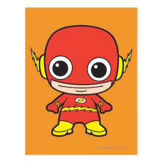 Chibi Flash Postcard