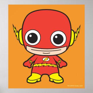 Chibi Flash Poster