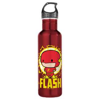 Chibi Flash With Electricity 710 Ml Water Bottle
