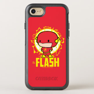 Chibi Flash With Electricity OtterBox Symmetry iPhone 7 Case