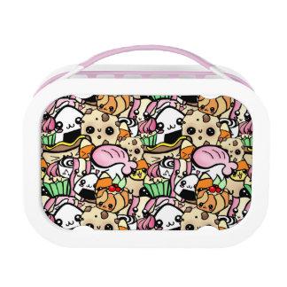Chibi Food Lunchbox