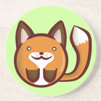 Chibi Fox Coaster