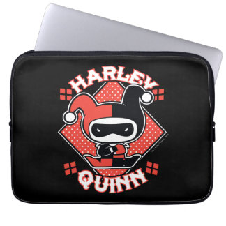 Chibi Harley Quinn Splits Laptop Computer Sleeves