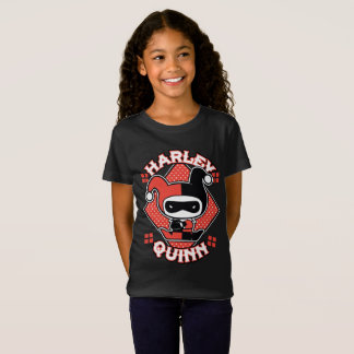 Chibi Harley Quinn Splits T-Shirt
