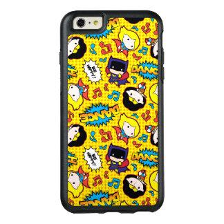 Chibi Heroine Dance Pattern OtterBox iPhone 6/6s Plus Case