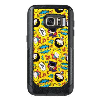 Chibi Heroine Dance Pattern OtterBox Samsung Galaxy S7 Case