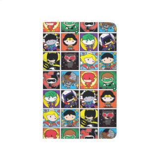 Chibi Justice League Character Pattern Journal