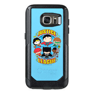 Chibi Justice League Group OtterBox Samsung Galaxy S7 Case