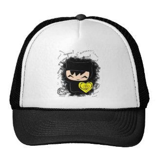 Chibi Kitty Mesh Hat