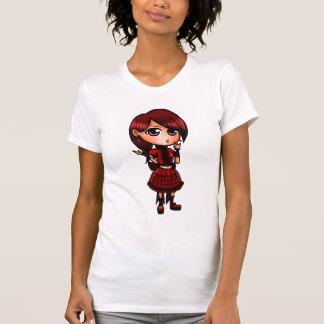 Chibi Lolita Girl Tee Shirts