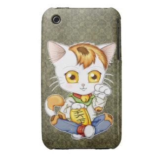 Chibi Maneki Neko iPhone 3 Case