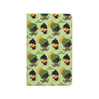 Chibi MARVIN THE MARTIAN™ & DAFFY DUCK™ Journal