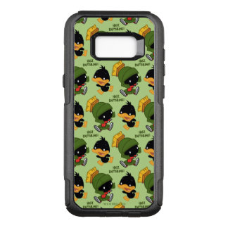 Chibi MARVIN THE MARTIAN™ & DAFFY DUCK™ OtterBox Commuter Samsung Galaxy S8+ Case
